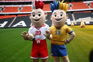 mascottes-euro-2012