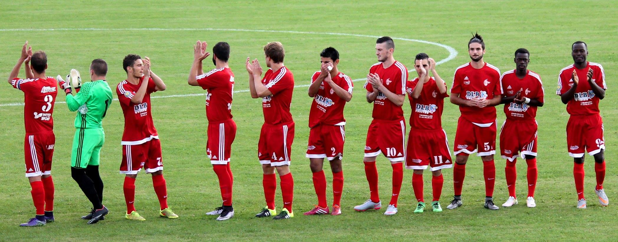 21 août 2012 - Seniors A - match de préparation contre FC Landerneau ...