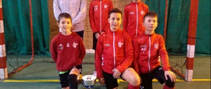Encore une victoire dans un tournoi pour les U13 !