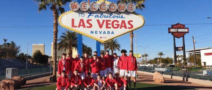 Deux marckois sont arrivés à Las Vegas !